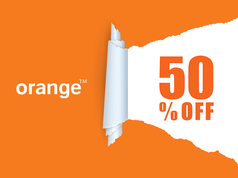 Orange rebaja sus Packs Love 5G al 50% durante tres meses